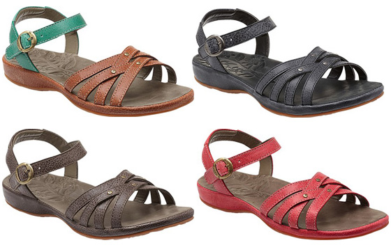 KEEN's City of Palms sandals