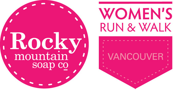 Rocky Mountain Soap Company Women's Run banner