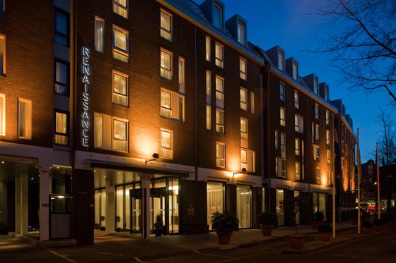 Renaissance Amsterdam; photo courtesy Renaissance Hotels