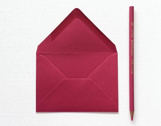 Ink Blossom's stationery kit