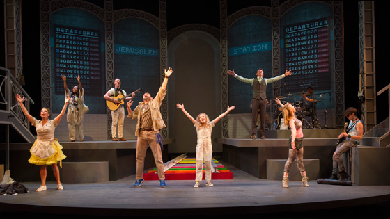 Godspell cast in Vancouver, BC