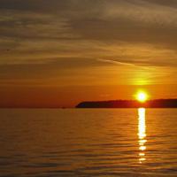 Semiahmoo Resort and Spa, sunset
