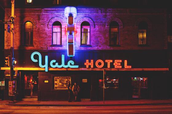 Yale Hotel, 2009