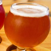 Brassneck Brewery sampler