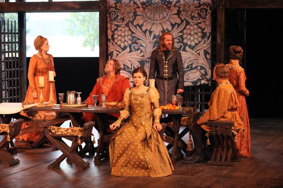 Bard on the Beach's King Lear cast