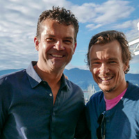 Todd Humphrey, Simon Whitfield