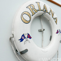 Oriana yacht, Vancouver