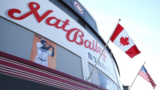 Nat Bailey Stadium, Vancouver