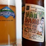 Now Sampling: Granville Island Brewing's Van Dame White ISA