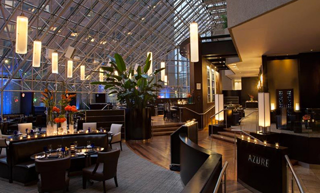 Azure, Hotel InterContinental Toronto