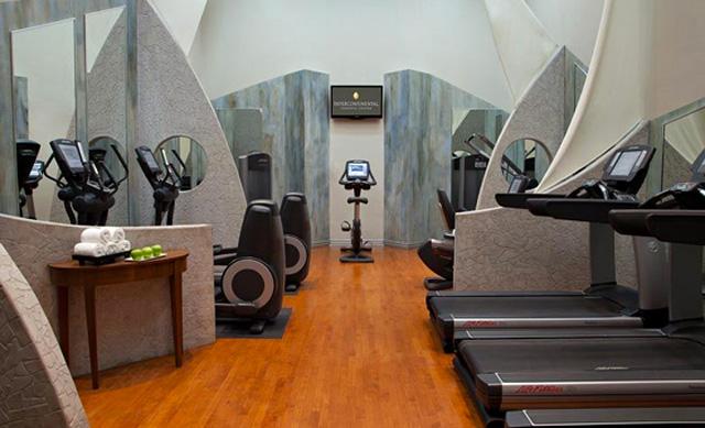 Fitness Center, Hotel InterContinental Toronto