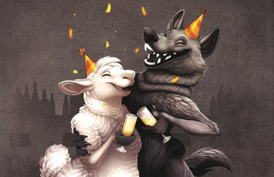 Vancouver Fringe Festival cover art