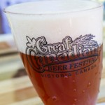 Two Days of Sunshine and Craft Beer: Great Canadian Beer Fest, Victoria