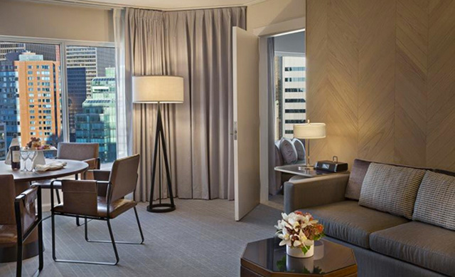 Suite, Hotel InterContinental Toronto