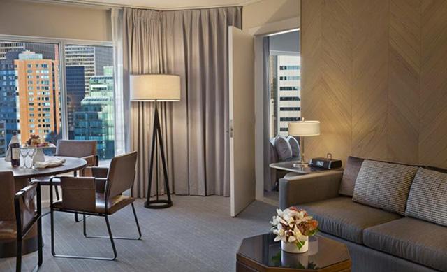 Suite, Hotel InterContinental Toronto