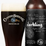 Now Sampling: Cannery Brewing Company's Darkling Oatmeal Stout
