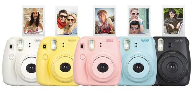 Fuji Film Instax cameras