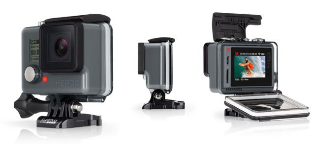 GoPro LCD
