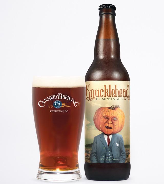 Knucklehead Pumpkin Ale