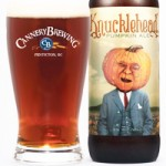 Now Sampling: Cannery Brewing Company's Knucklehead Pumpkin Ale