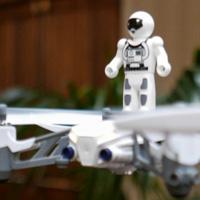 Parrot mini drone