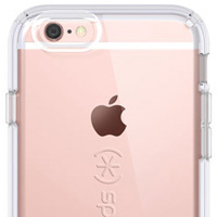 Speck CandyShell Clear case