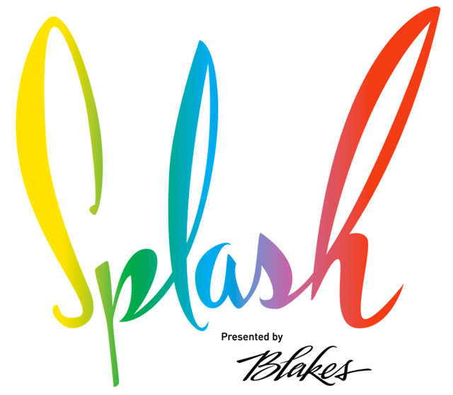 Splash Art Auction logo