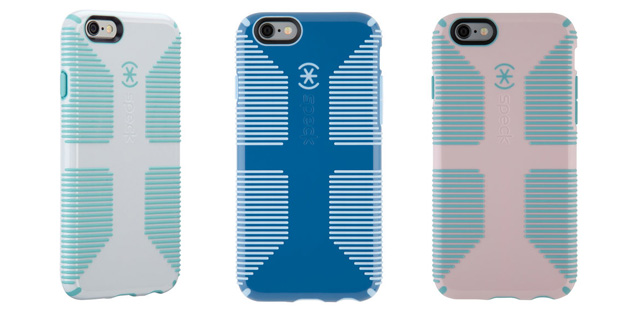 CandyShell Grip cases