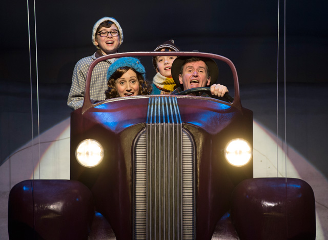 A Christmas Story The Musical, Arts Club Theatre Company