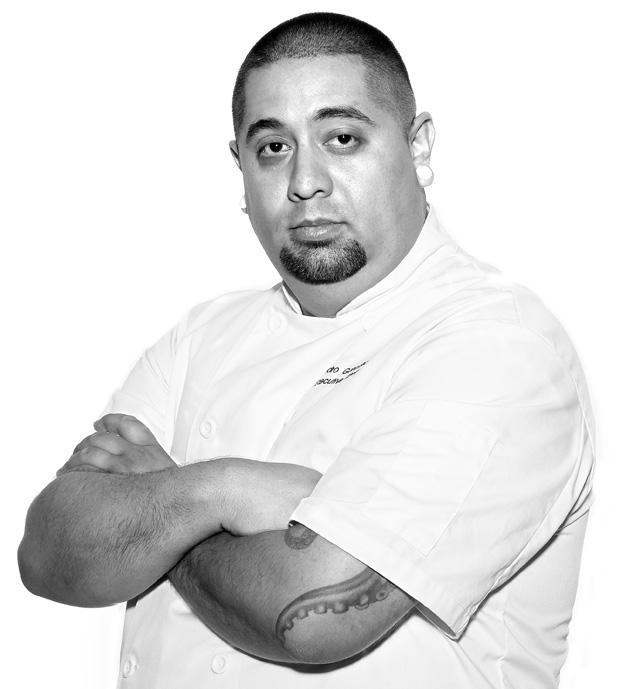 Chef Pedro Gonzalez