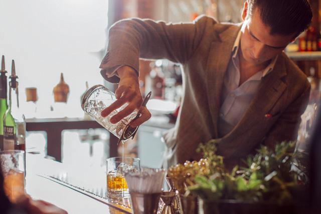 Fairmont Classic Cocktail Launch