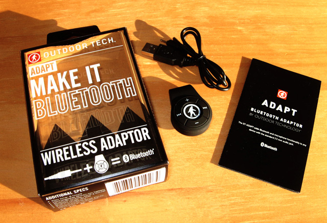 Outdoor Tech's ADAPT