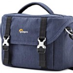 Lowepro Scout SH-140 Offers Stylish Protection for Mirrorless Cameras