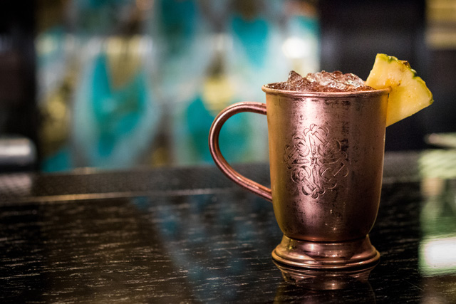 Malahat cocktail