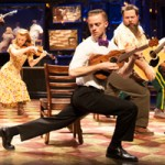Once Brings an Irish Pub and Talented Cast to Vancouver's Queen E Theatre