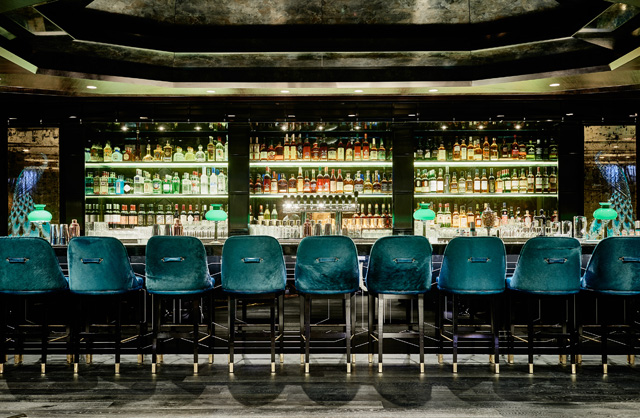 Prohibition Bar, Vancouver