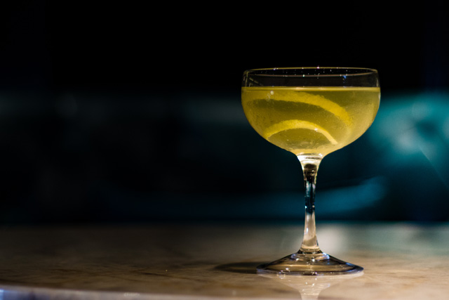Prohibition cocktail