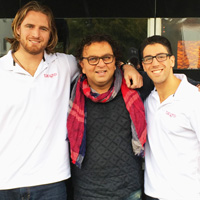 Tangoo with Vikram Vij