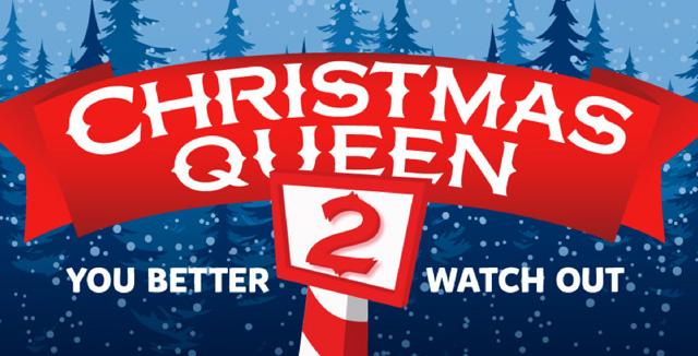Christmas Queen 2 banner