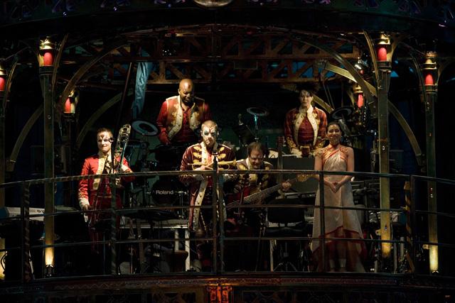 Cirque KOOZA Musicians