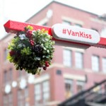Under the Mistletoe! A Kissmas Pop-Up Hosted by Yaletown BIA
