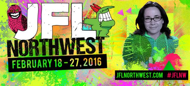 Janeane JFL NorthWest banner