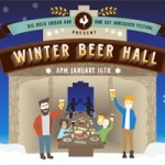 Dine Out Vancouver Fest: Inaugural Winter Beer Hall & Brewmaster's Breakfast