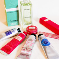 L'Occitane product assortment