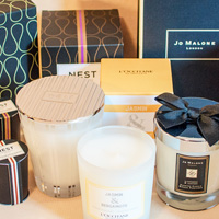 Vancouverscape, luxury candle assortment