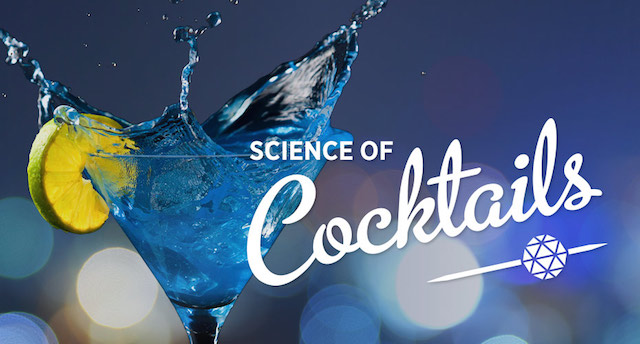 Science of Cocktails banner detail