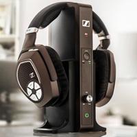 Sennheiser RS 185 headphones