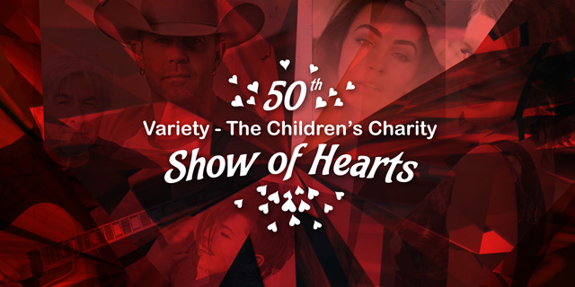 Variety Show of Hearts banner