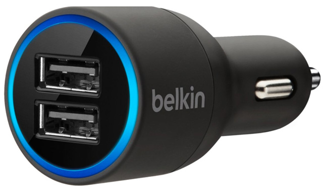 Belkin Dual Car Charger