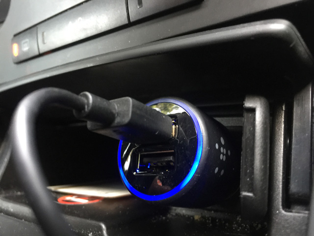 Belkin Dual Car Charger